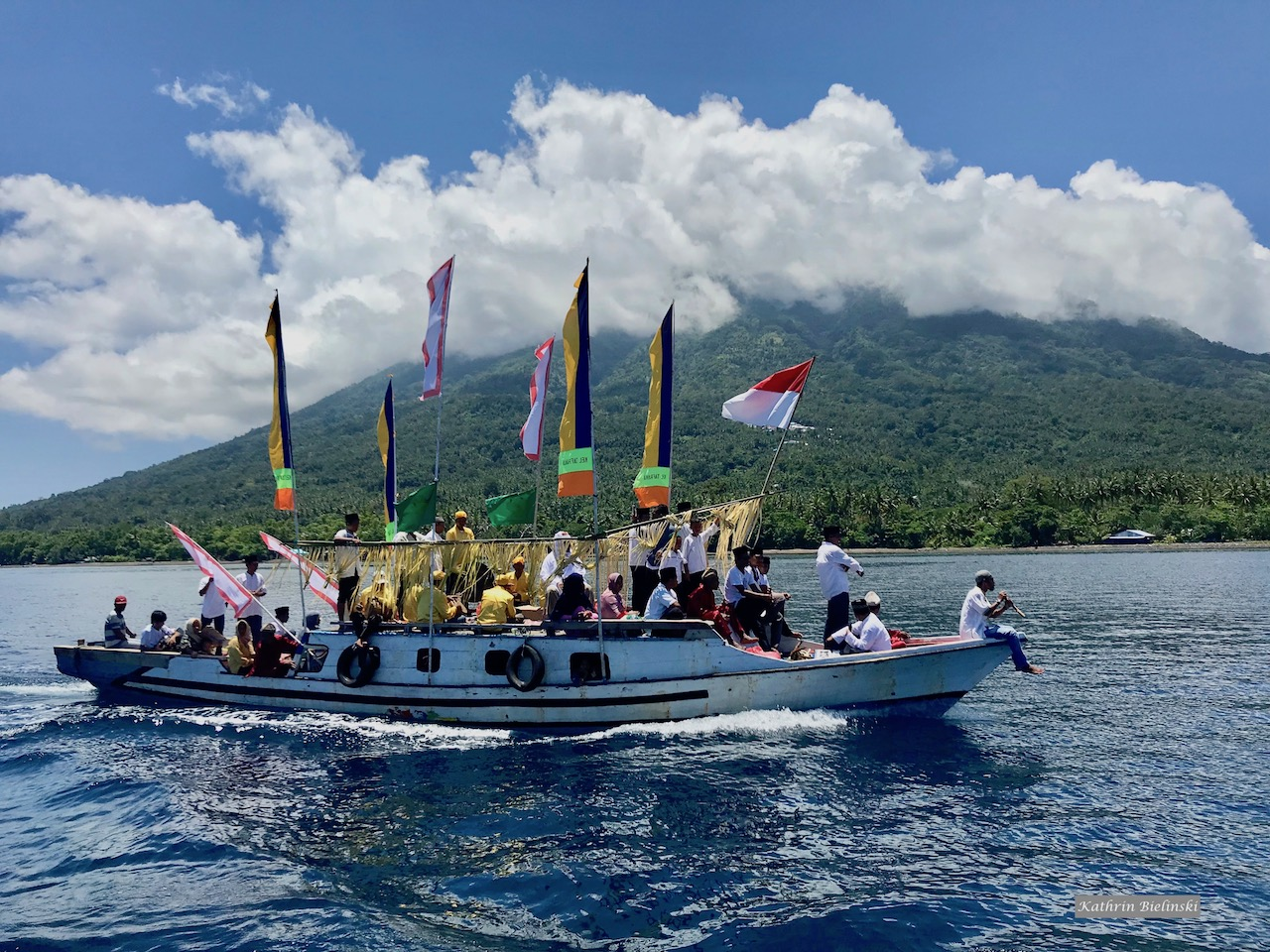13 Festival Legu Gam Molukken