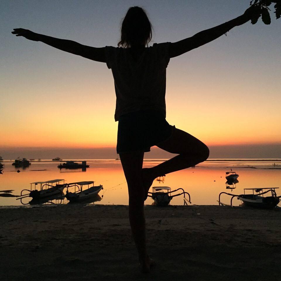 Yoga Shack Nusa Lembongan Yoga Bali