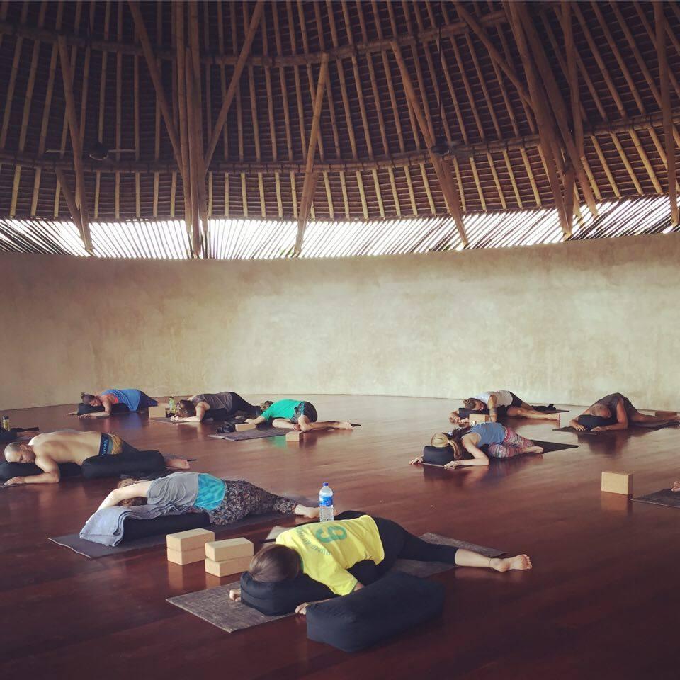 The Practice Yoga Bali