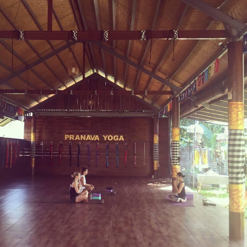 Pranava Yoga Bali