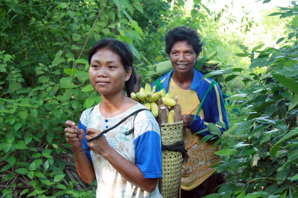 Die Bewohner von Bangka sind größtenteils gegen die Mine