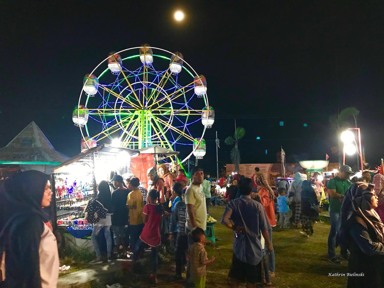 14 Festival Legu Gam Molukken