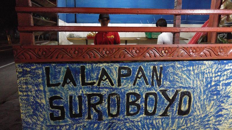 2. Warung Lalapan Surabaya in Batu Layar 1