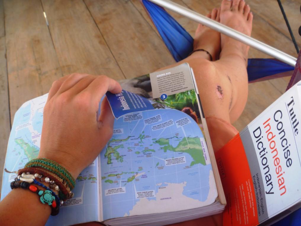 Indonesisch lernen