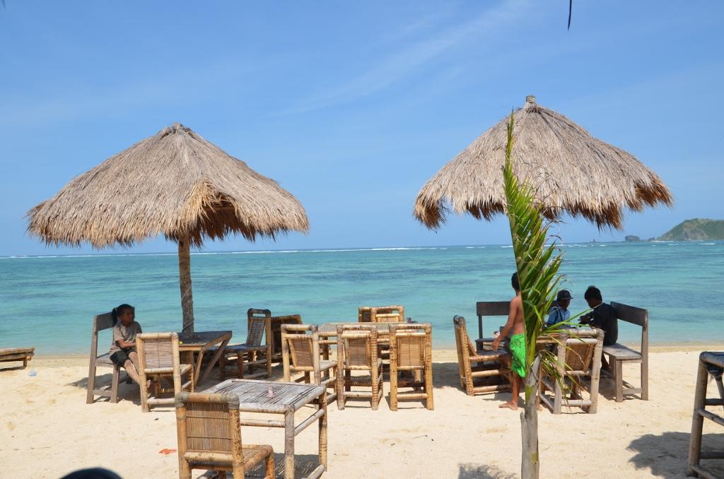 Die eigene Geschäftsidee im Paradies verwirklichen: Kuta Beach in Lombok