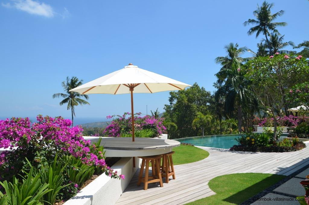 Villa Cantik - garden -