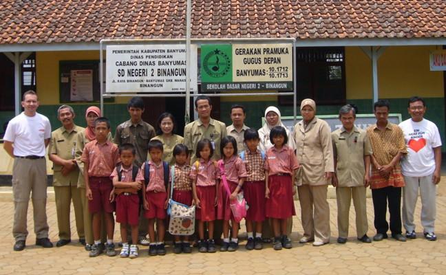 zu Frage 1 - bei unserer Schule mit den ersten Patenkindern_k
