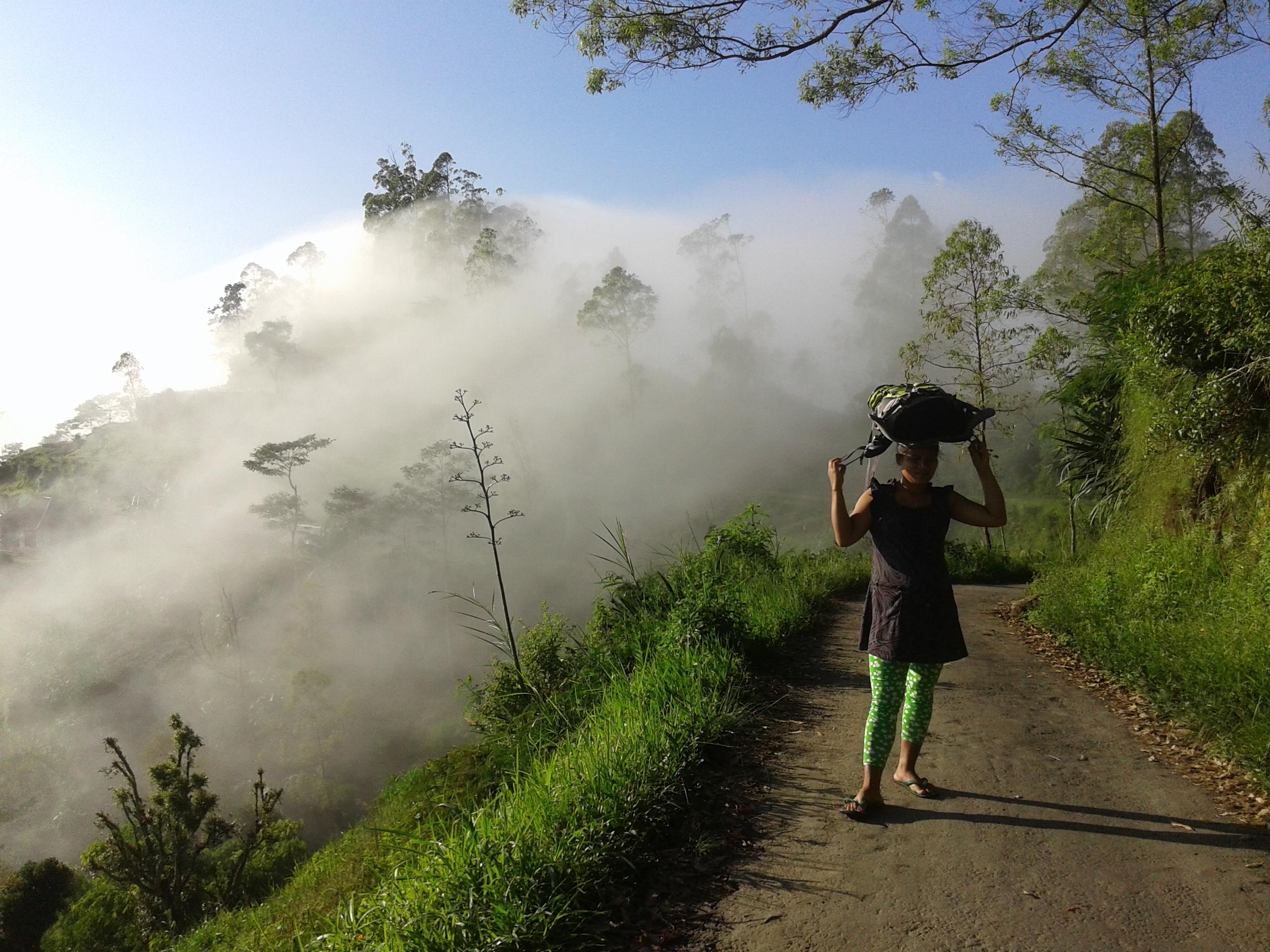 Trekking Bali