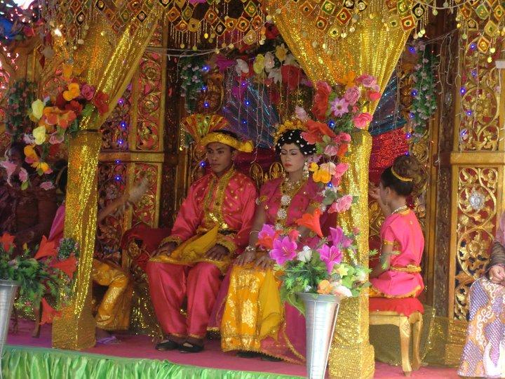 sumbawa Hochzeit