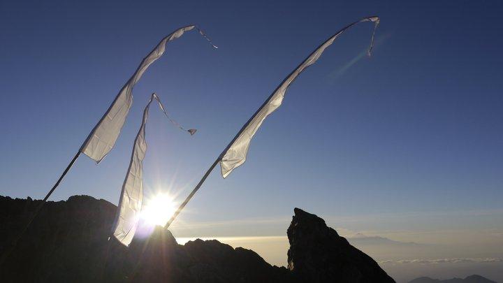 Eku Wand Gunung Agung