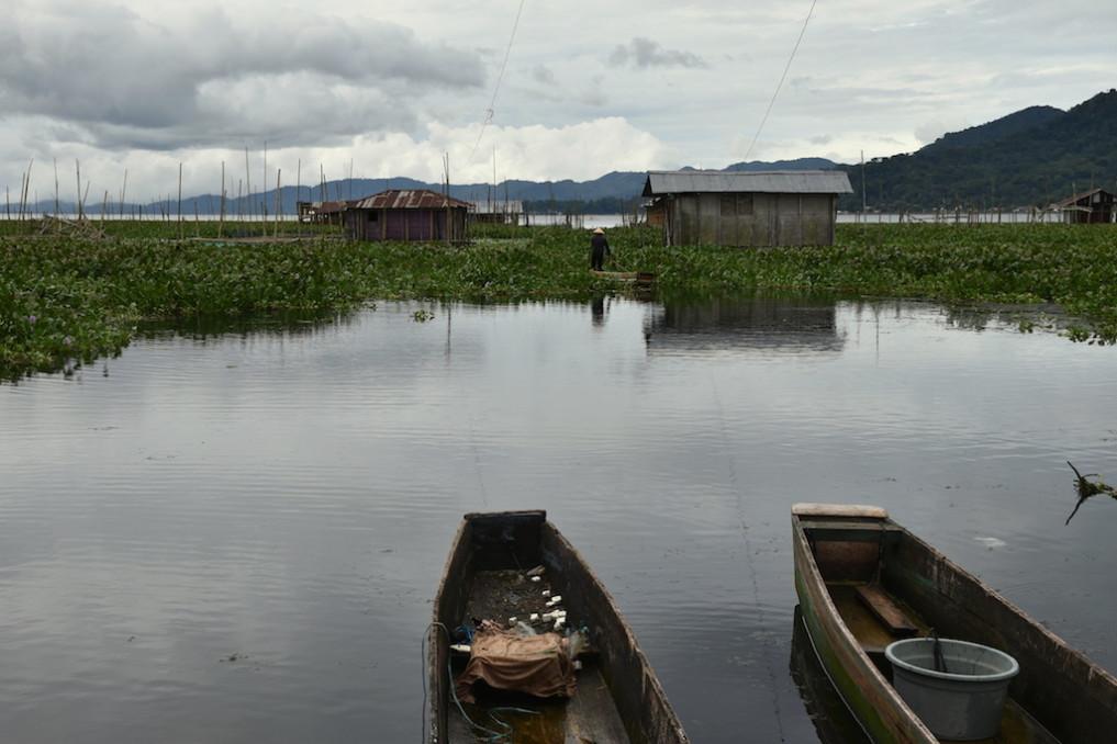 25 Danau Tondano bei Kakas