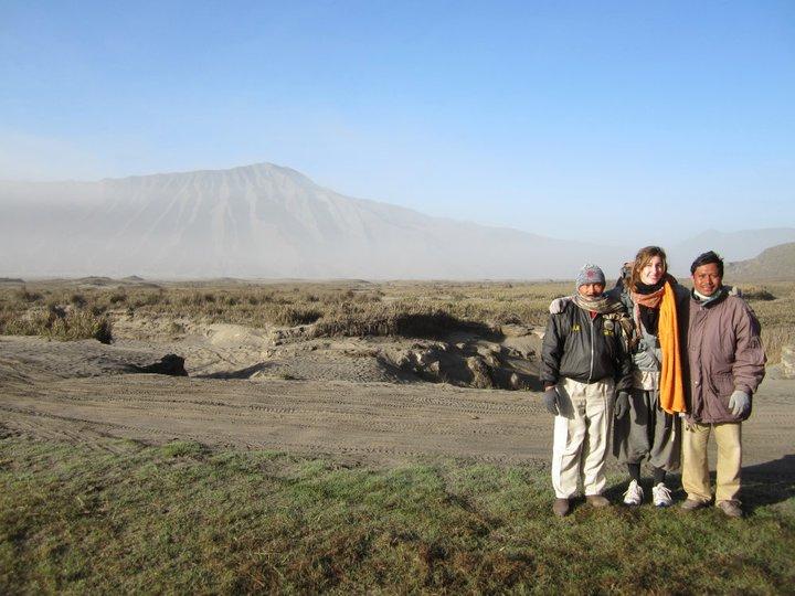Tour Guide für dein Vulkan Trekking