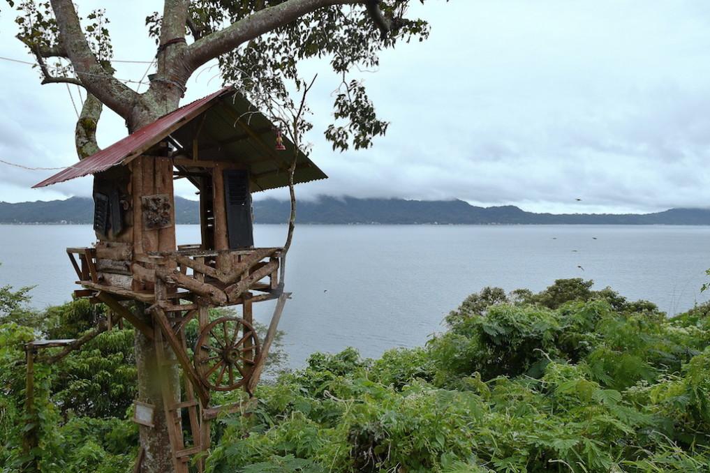 27 Remboken Treehouse Puncak Urongo