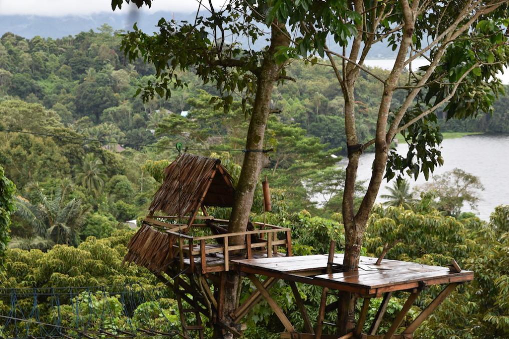 28 Remboken Treehouse Puncak Urongo