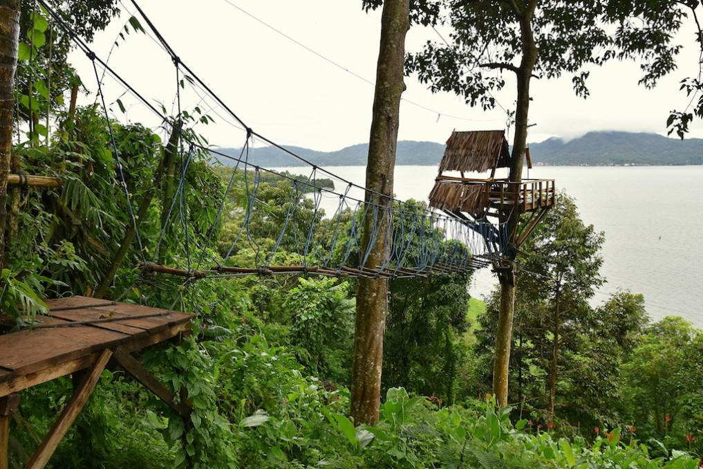 29 Remboken Treehouse Puncak Urongo