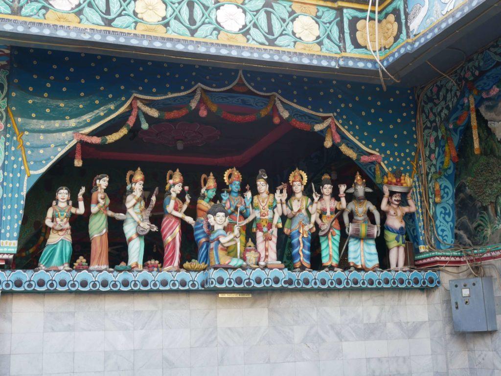 Kuli Sri Mariamman Medan 4. Bild