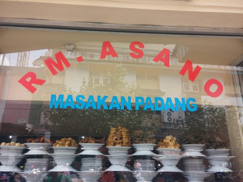 3. Warung Assano in Mataram 1