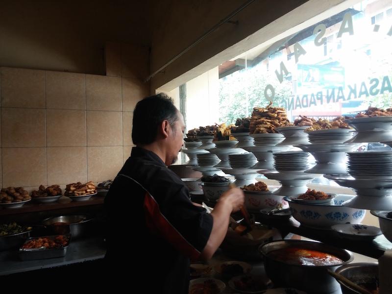 Warung Assano in Mataram 2