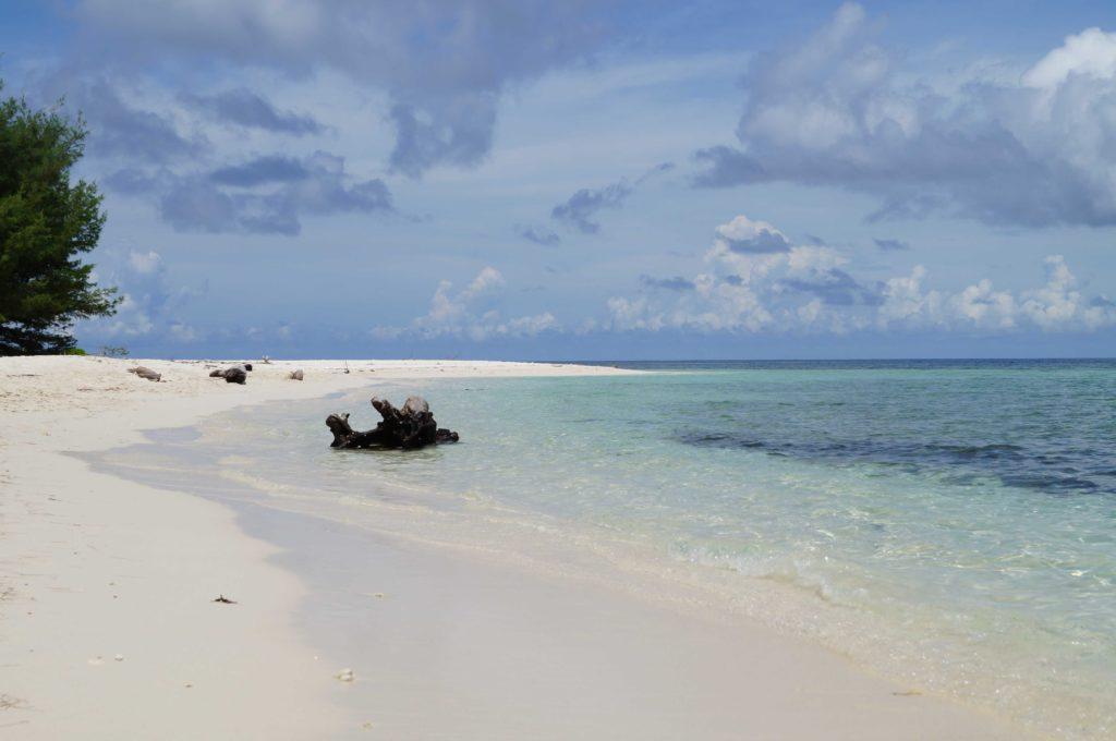 Strand-Karimunjawa-Nationalpark