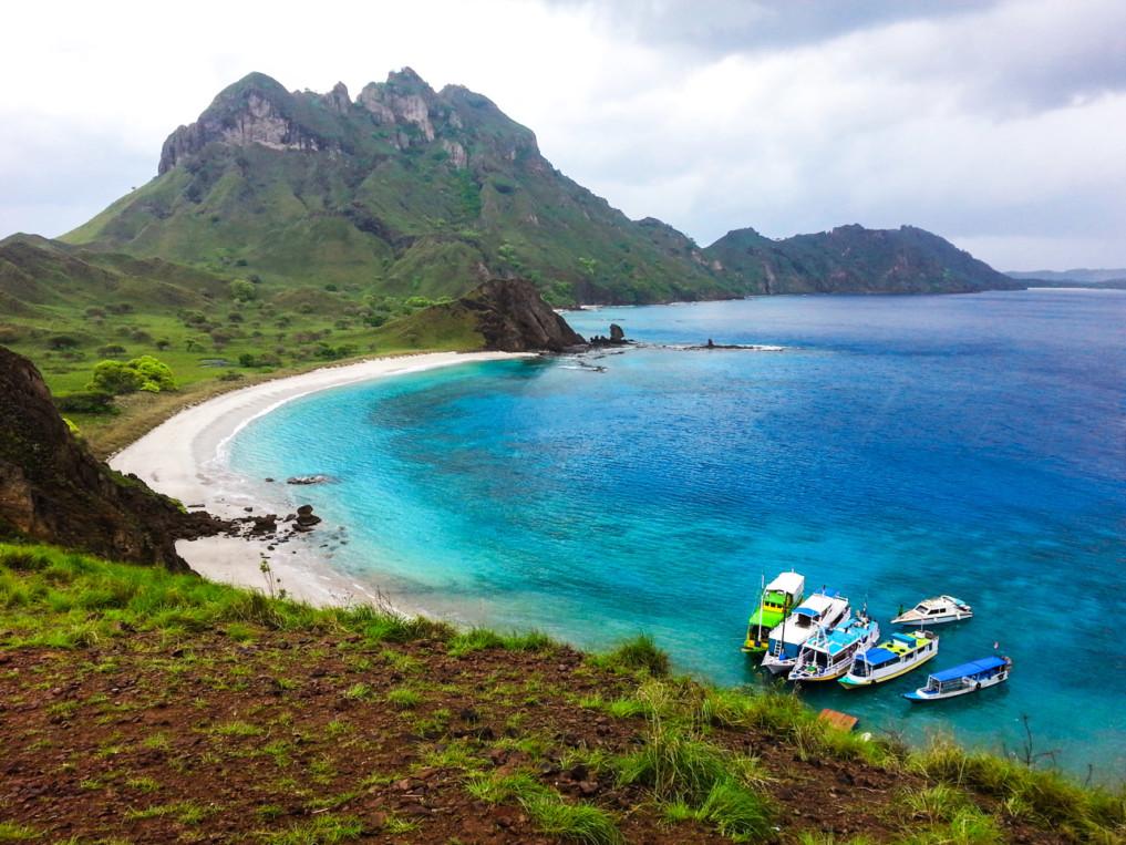 4 Wochen Indonesien Rundreise - Pulau Padar