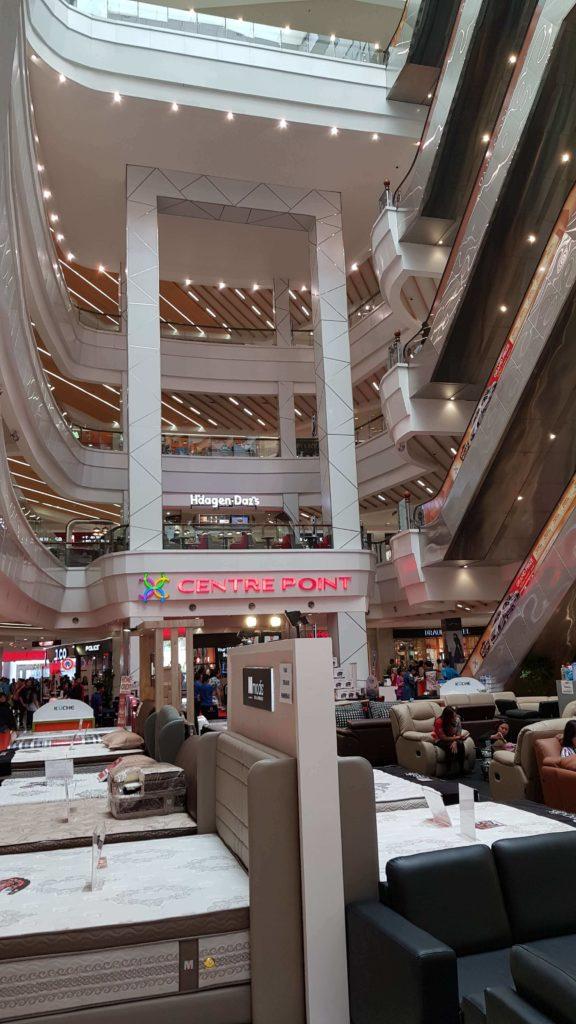 Einkaufszentrum Medan