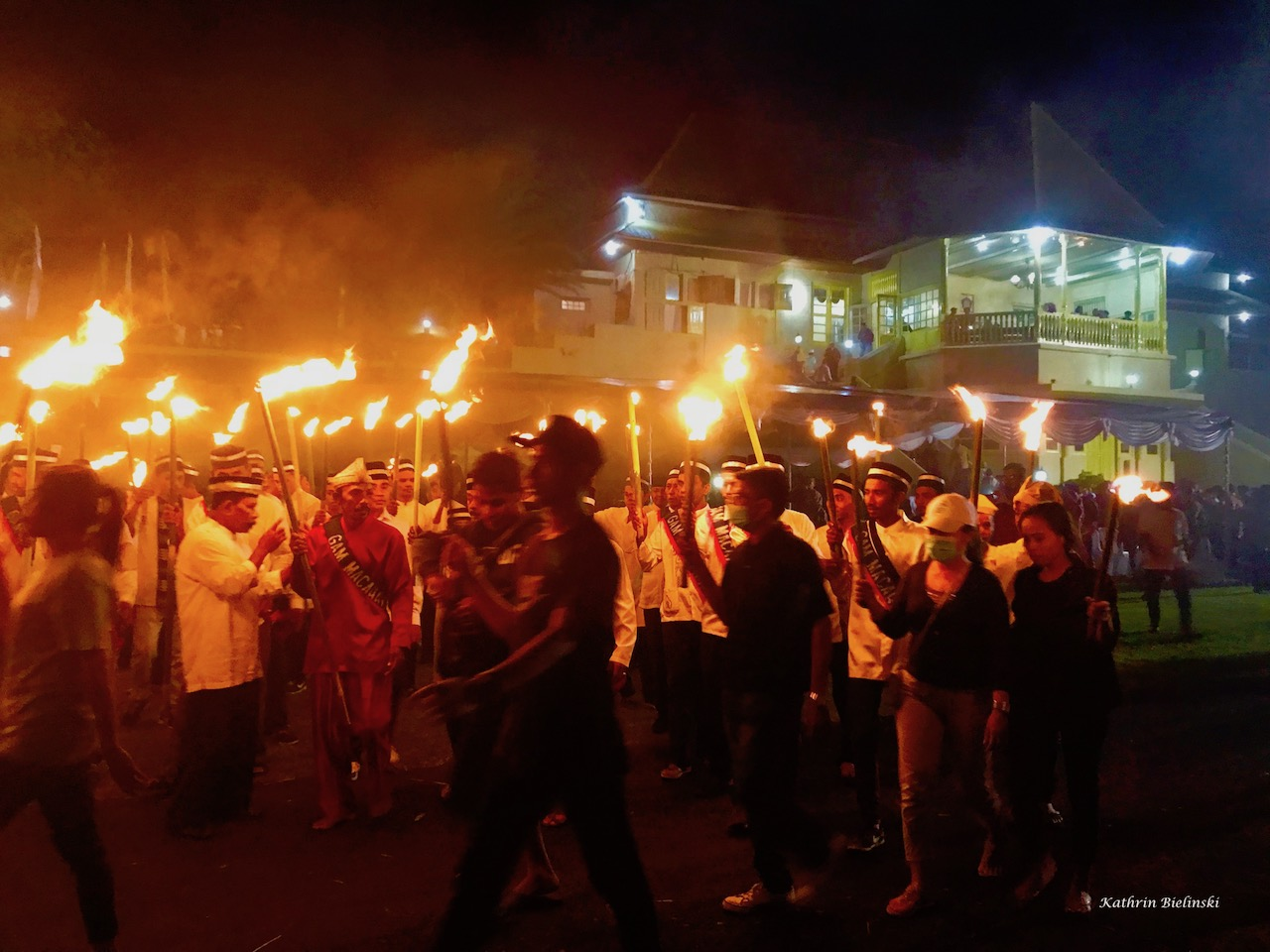 5 Festival Legu Gam Molukken