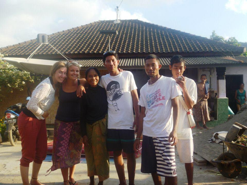 Indonesien Leben