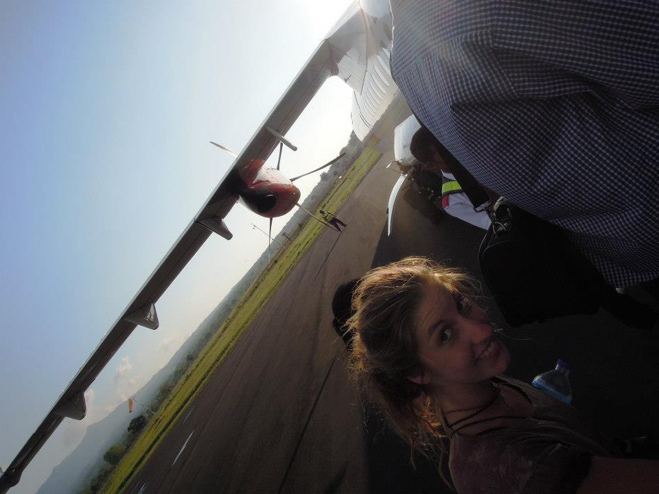 Flug Indonesien