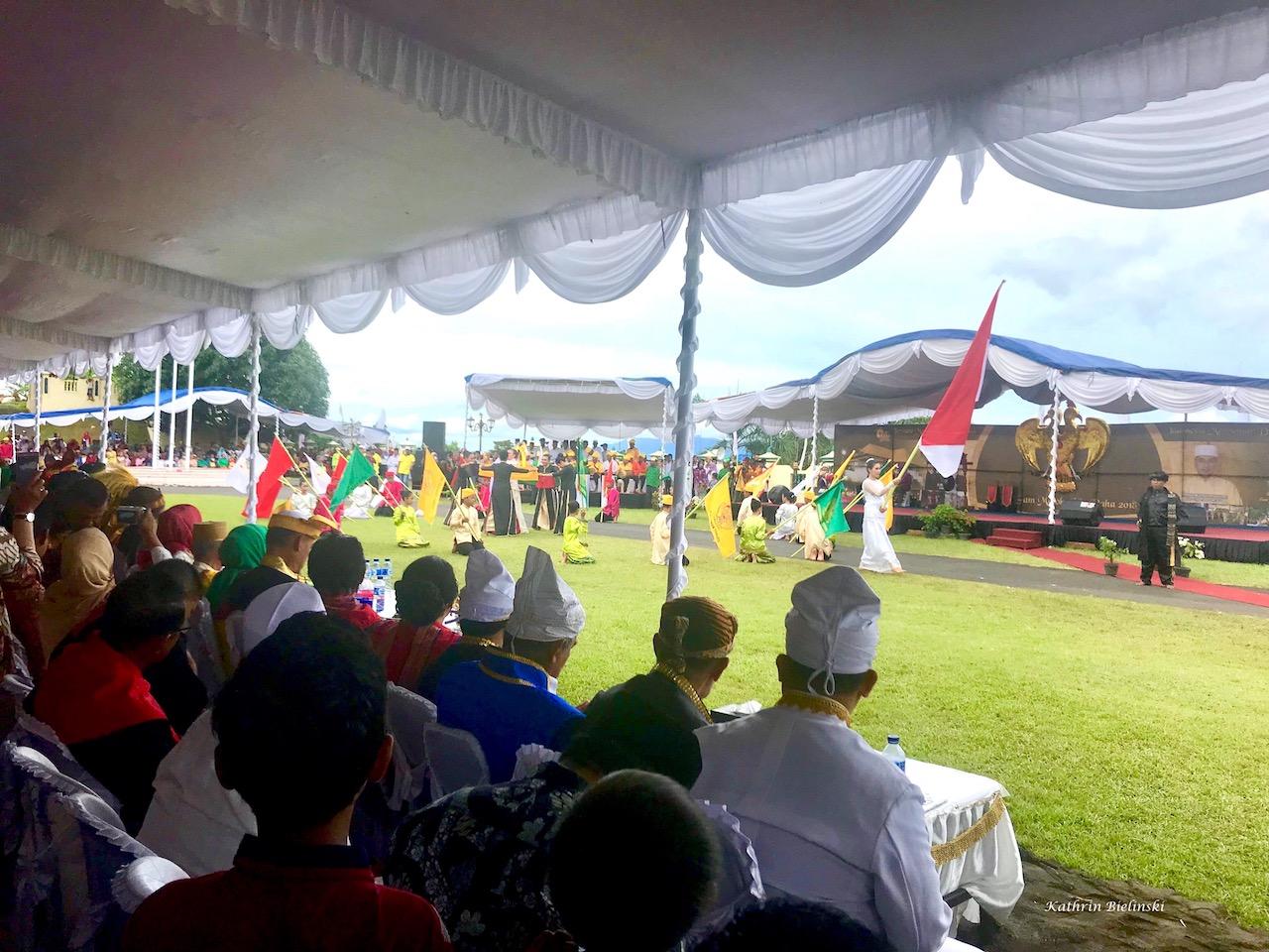 6 Festival Legu Gam Molukken