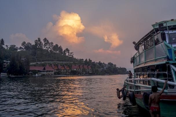 Lake Toba Sumatra