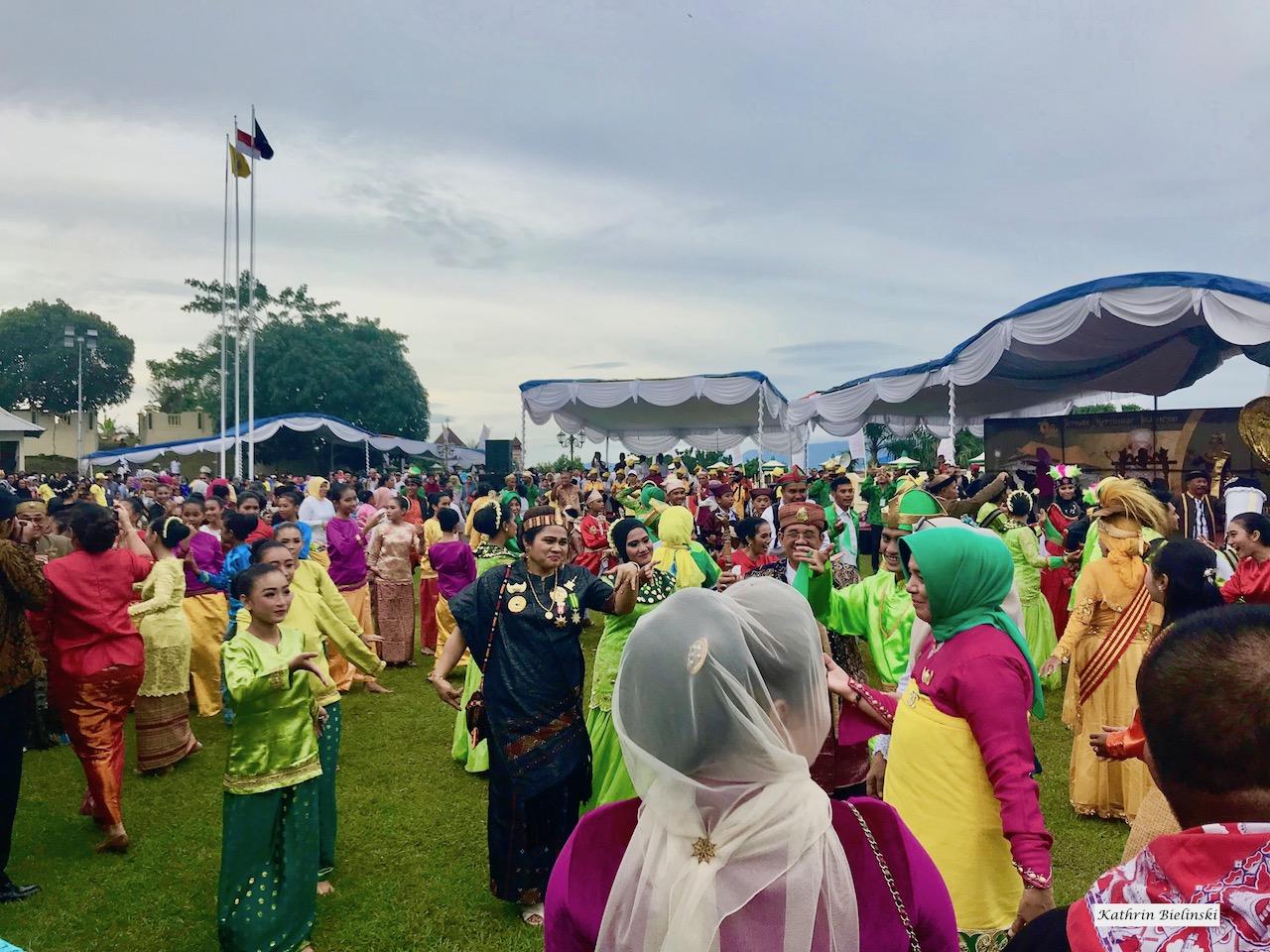 9 Festival Legu Gam Molukken