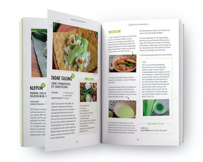 Indonesien-Kochbuch-Rezepte