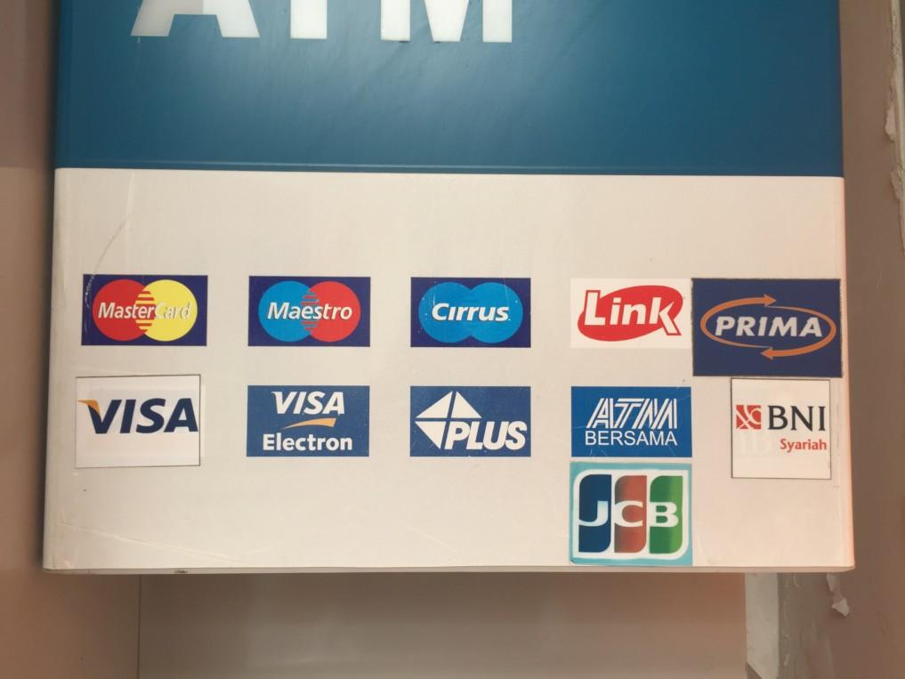 ATM Indonesien 2