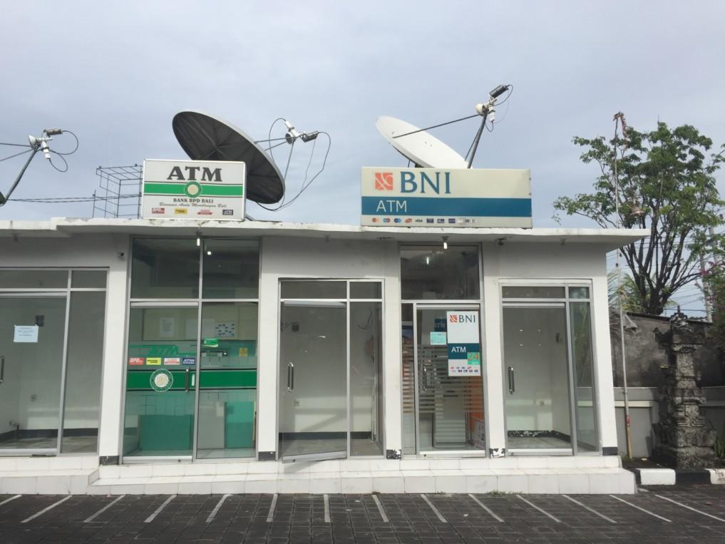 ATM Indonesien