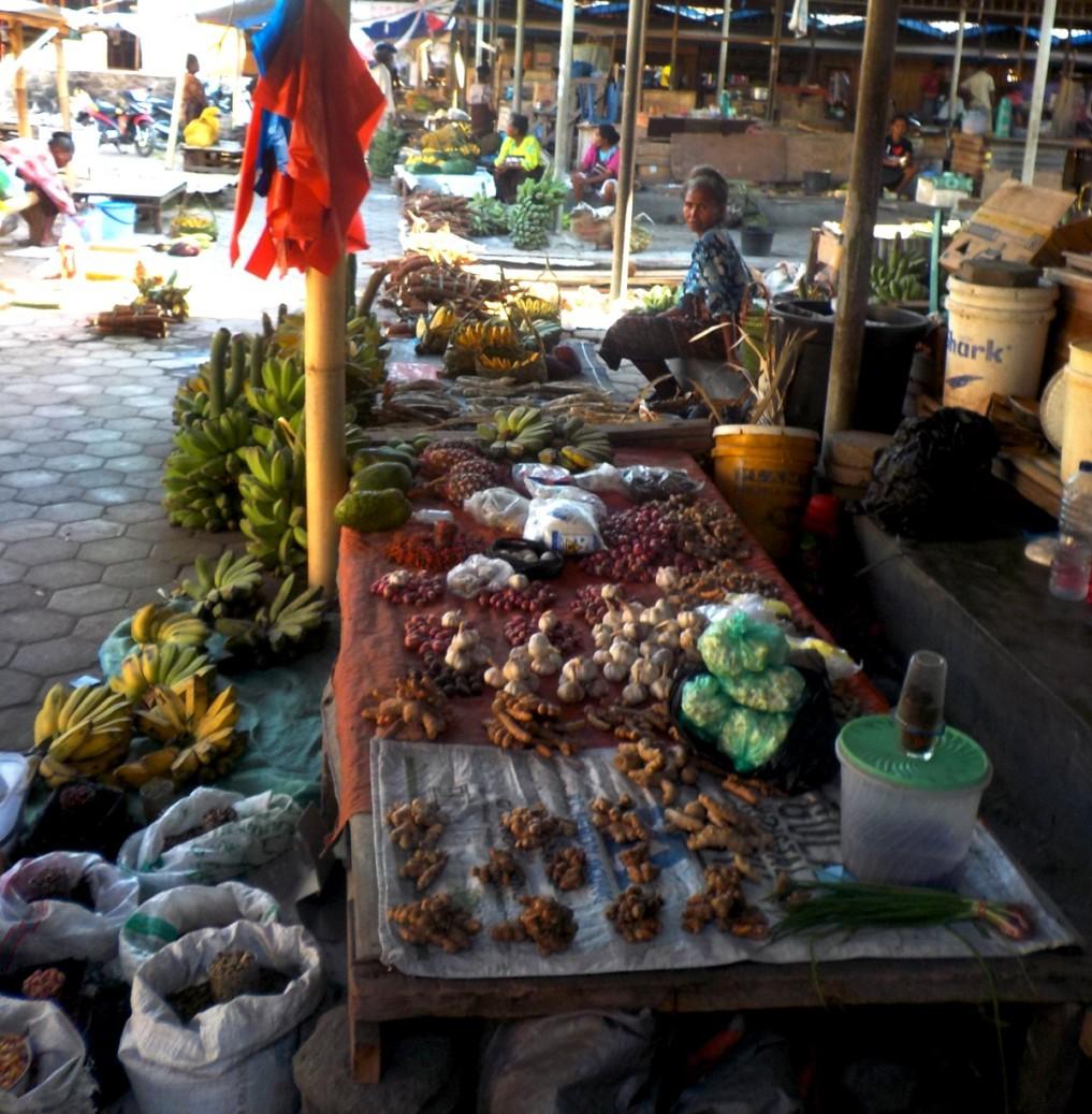 Pasar Alok local Market