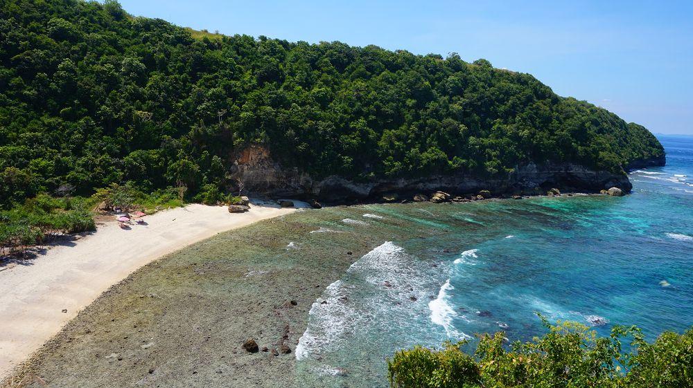 Athu beach Nusa Penida