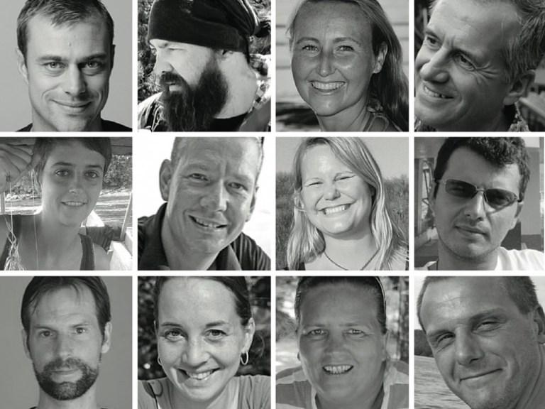 Autoren Sulawesi Reiseführer