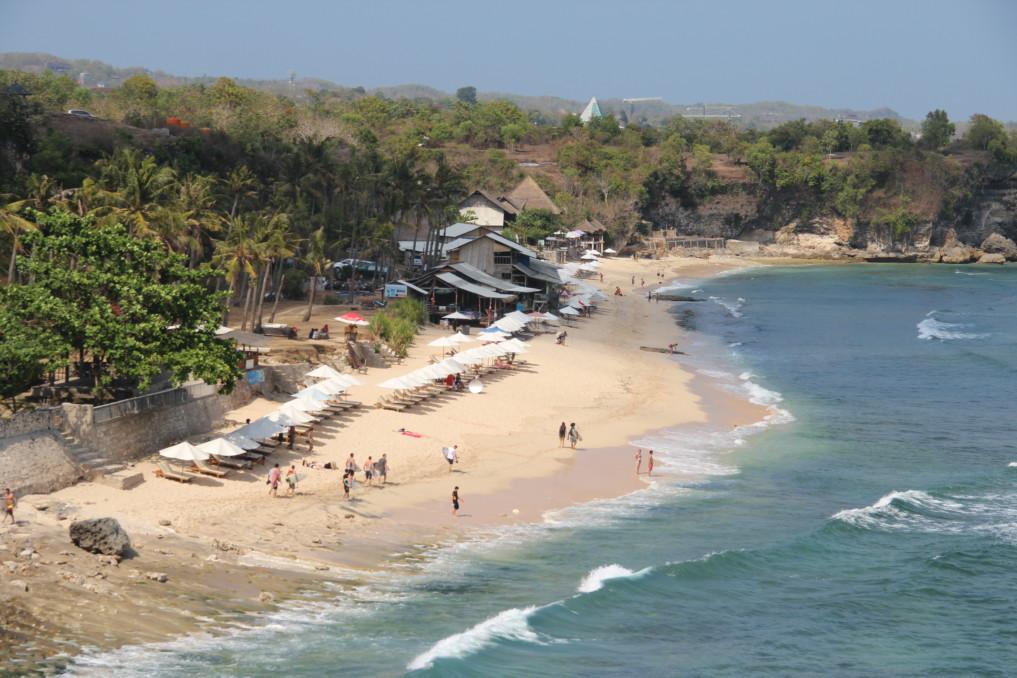 Balangan Beach Bali Straende