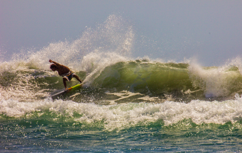 Surfing. Foto: Andrew Young