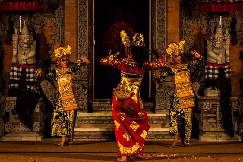Legong Dance. Foto: Andrew Young