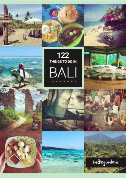 Bali Buch Cover