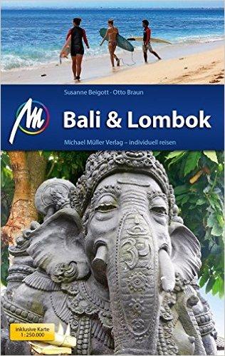 Bali Lombok Reisefuehrer
