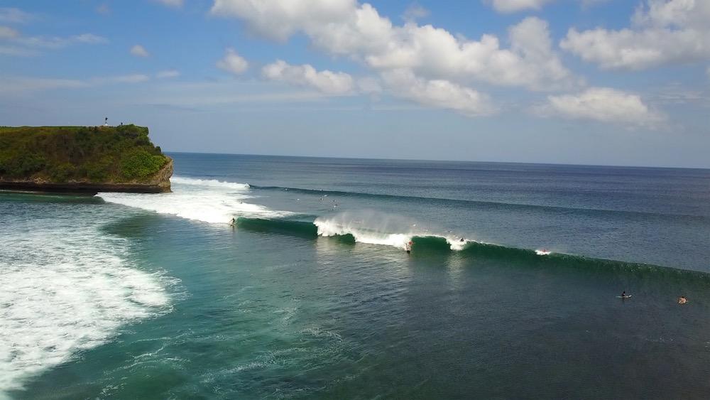 Bali Lombok Rundreise Balangan Beach