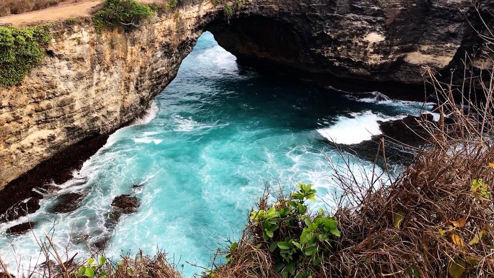 Bali Lombok Rundreise Broken Bay Nusa Penida