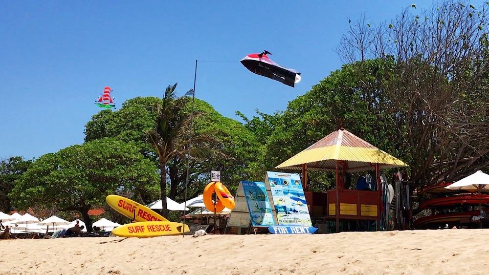 Bali Lombok Rundreise Wassersport