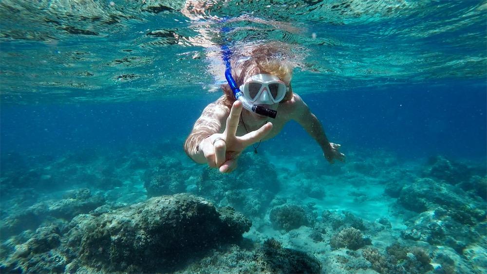 Bali Lombok Rundreise schnorcheln Amed