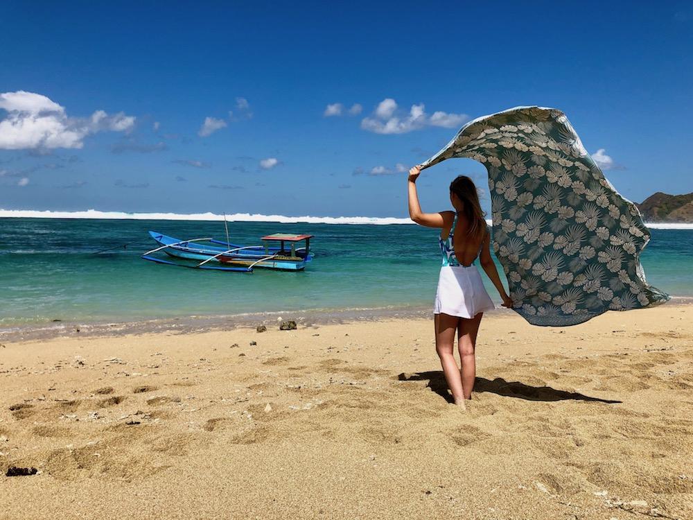 Bali Lombok Tampah Beach