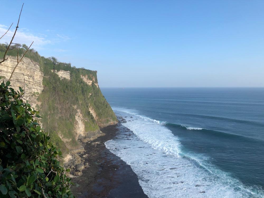 Bali Lombok Uluwatu Tempel Aussicht