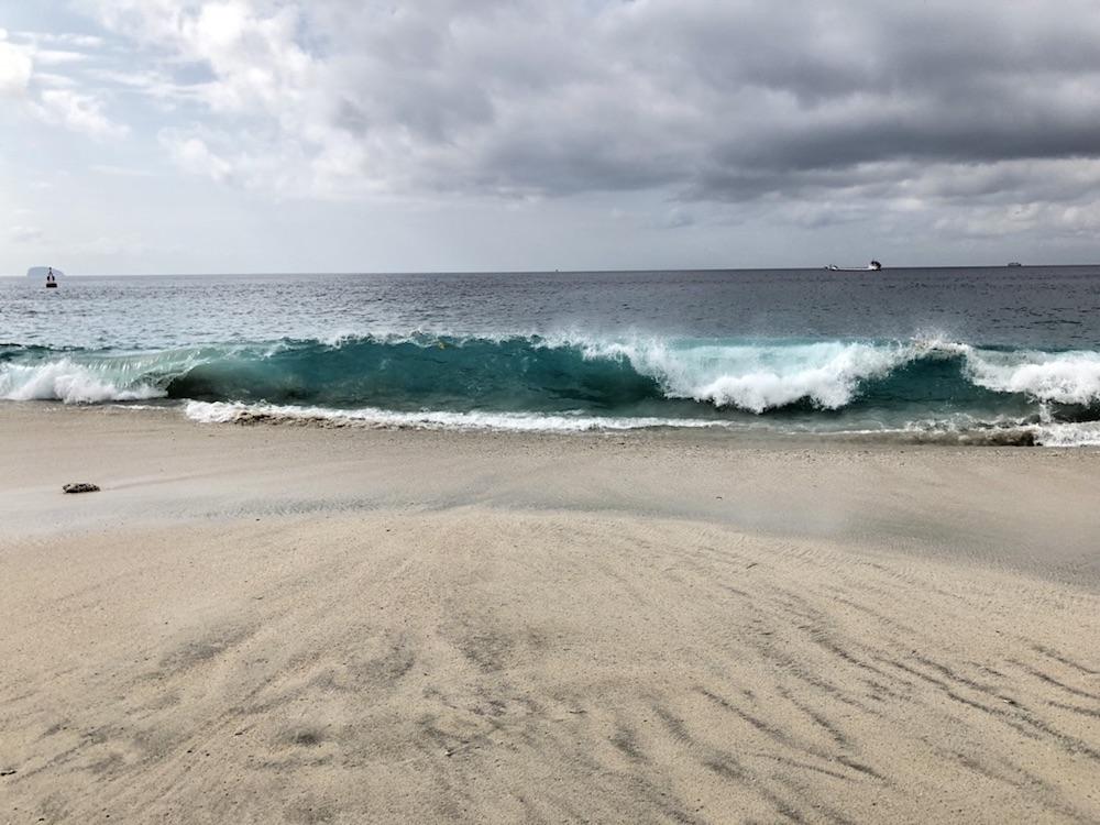 Bali Lombok White Sand Beach Padangbai