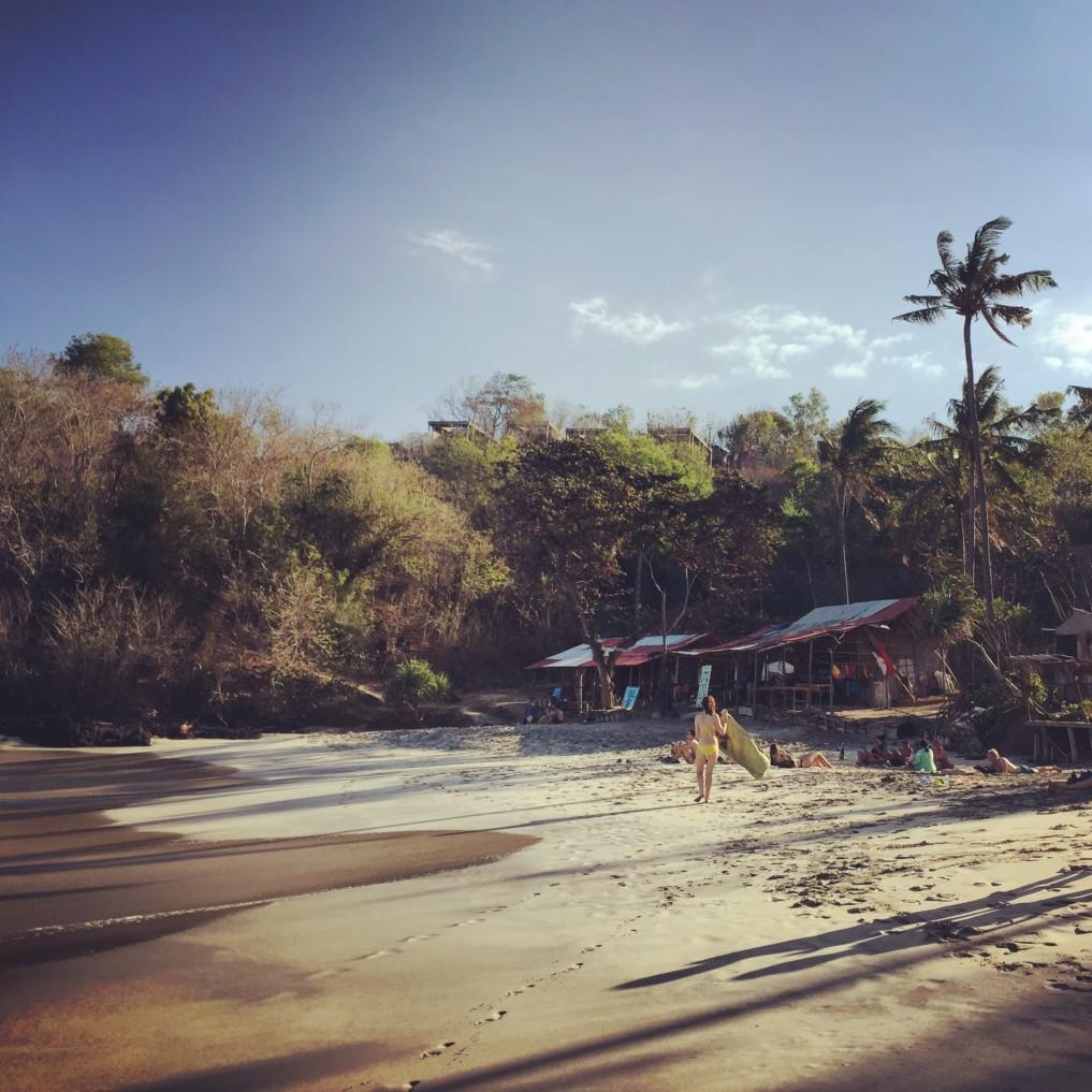 Bali Straende - Padangbai